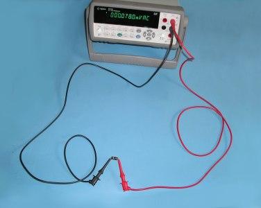 Measurement errors :: Electronic Measurements